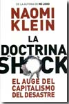 La doctrina del shock. 9788449320415