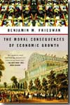 The moral consequences of economic growth. 9781400095711