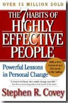The 7 habits of highly effective people. 9780743269513