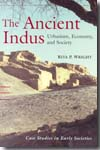 The ancient indus. 9780521576529