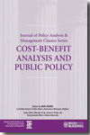 Cost-benefit analysis and public policy. 9781405190169