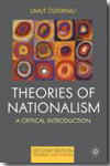 Theories of Nationalism. 9780230577336