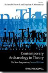 Contemporary Archaeology in Theory. 9781405158534