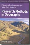Research Methods in Geography. 9781405107112