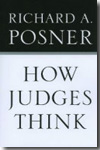 How judges think. 9780674048065