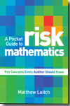 A pocket guide to risk mathematics. 9780470710524