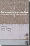 Archaeology and Anthropology. 9781842173879