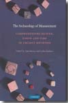 The archaeology of measurement. 9780521135887