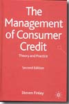 The management of consumer credit. 9780230238305