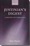 Justinian's digest. 9780199593309