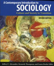 A contemporary introduction to Sociology. 9781612050294
