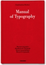 Manual of typography. 9783836525770