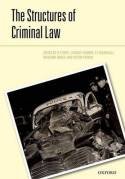 The structures of the criminal Law. 9780199644315