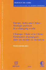 Europe, India and China = L'Europe, l'Inde et la Chine. 9782802725282
