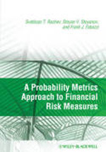 A probability metrics approach to financial risk measures