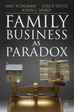 Family business as paradox. 9780230243606