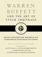Warren Buffett and the art of stock arbitrage. 9780857201690