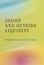 Inside and outside liquidity. 9780262015783