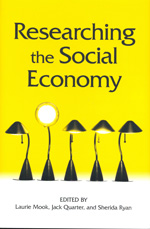 Researching the social economy. 9780802099532