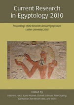 Current research in egyptology 2010. 9781842174296