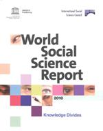 World Social Science Report 2010. 9789231041310