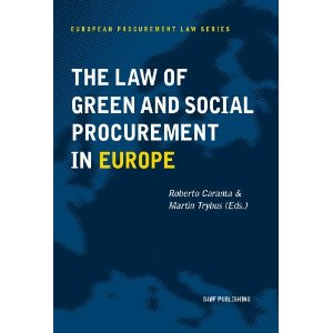 The Law of green and social procurement in Europe. 9788757423259