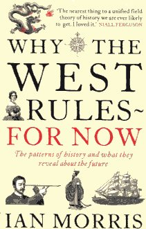 Why the West rules for now. 9781846682087
