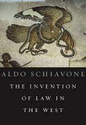 The invention of Law in the West. 9780674047334