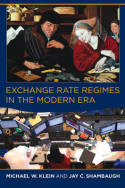 Exchange rate regimes inthe Modern Era. 9780262517997