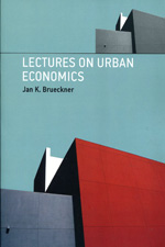Lectures on urban economics. 9780262016360