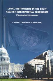 Legal instruments in the fight against international terrorism. 9789004139015