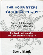 The four steps to the epiphany. 9780989200509