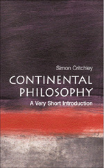 Continental Philosophy. 9780192853592