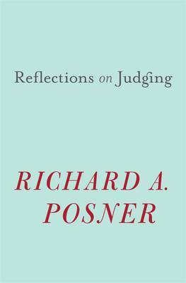Reflections on judging. 9780674725089