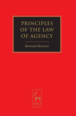 Principles of the Law of Agency. 9781841138855