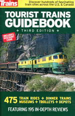 Tourist trains guidebook. 9780871164308