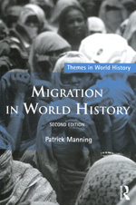 Migration in world history. 9780415516792