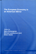 The european economy in an American mirror. 9780415771726