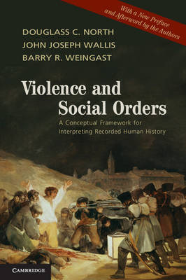Violence and social orders. 9781107646995