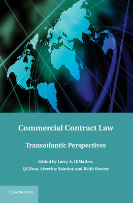 Commercial contract Law. 9781107028081