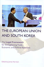 The European Union and South Korea. 9780748668601