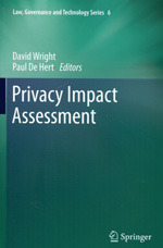 Privacy impact assessment. 9789400754027
