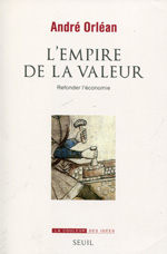 L'Empire de la valeur. 9782021054378