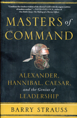 Masters of command. 9781439164495