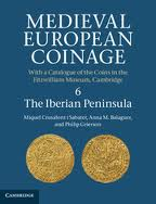 Medieval european coinage. 9780521260145