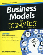 Business models for dummies. 9781118547618