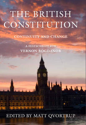 The British Constitution. 9781849463713