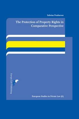 The protection of property rights in comparative perspective. 9789089521330
