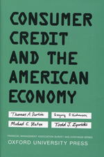 Consumer credit and the american economy. 9780195169928