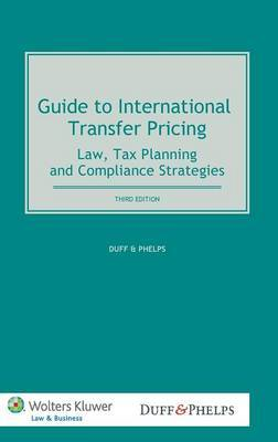 Guide to international transfer pricing . 9789041138972